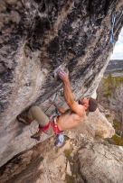 JD Merrit on Bob Marley - 5.12b